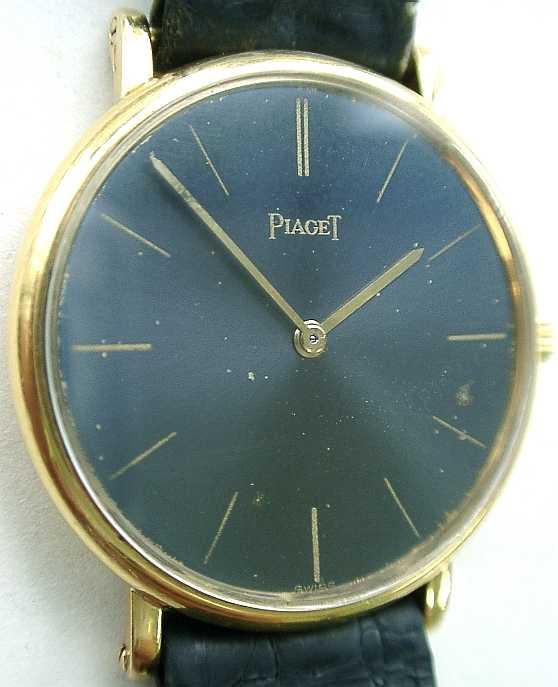 ピアジェ時計修理、Piaget時計修理@銀座2丁目時計 ... : 時計文字 : すべての講義